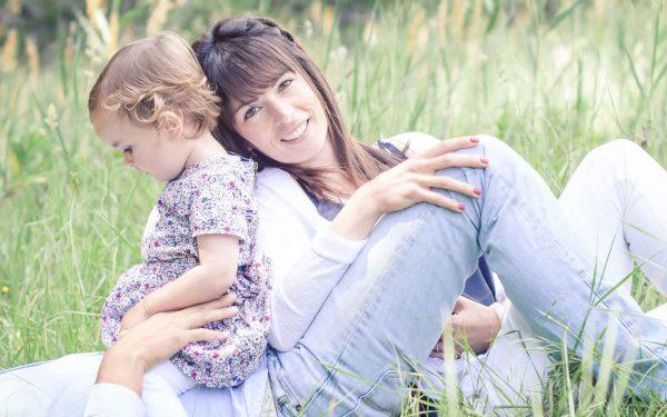 Emilie et sa fille