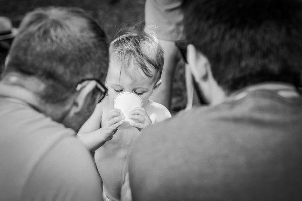 Baptême de Mathis à Perpignan