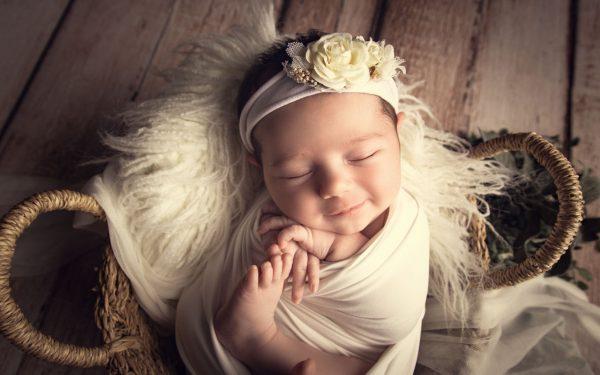 Lou - Séance bébé