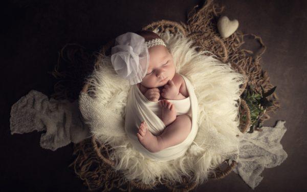 Kaïla - Séance bébé